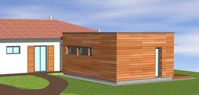 Architecte lyon extension maison ternay for Architecte lyon maison individuelle