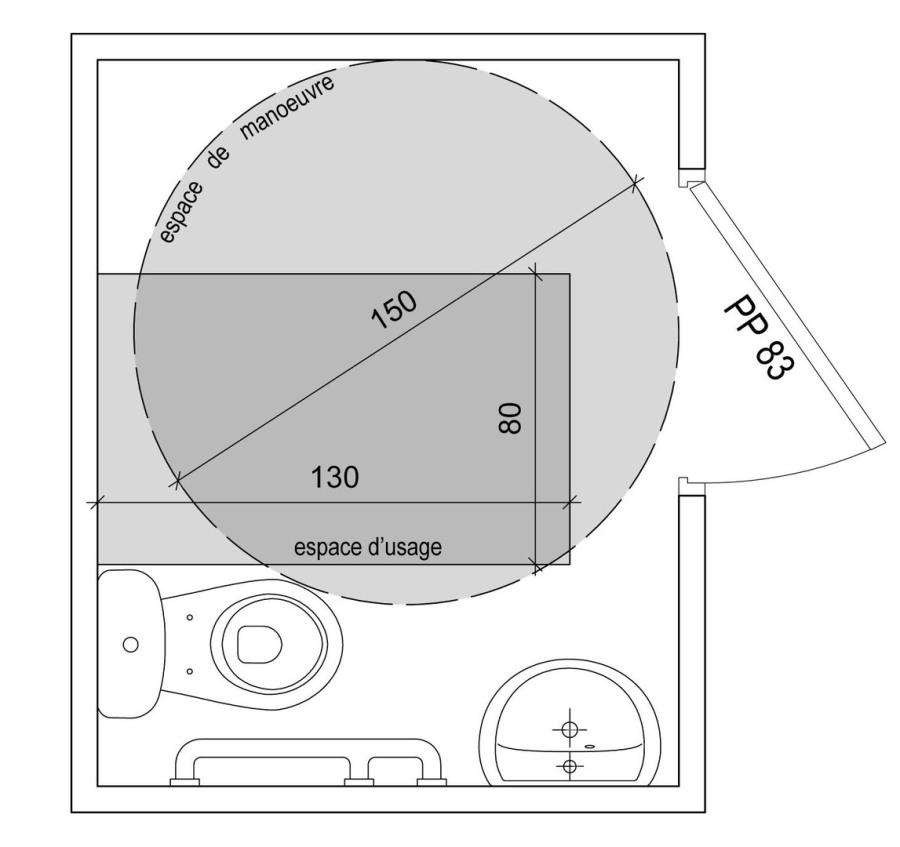 architecte lyon accessibilit handicap s. Black Bedroom Furniture Sets. Home Design Ideas